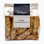 Fennel Almond Biscotti - Phillippas Bakery