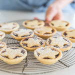 Mince Pies (1/2 dozen) - Phillippas Bakery
