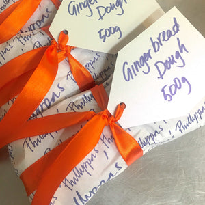 Gingerbread Dough - avail. at Armadale only