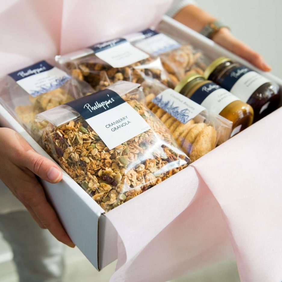 Spoil Hamper - Phillippas Bakery