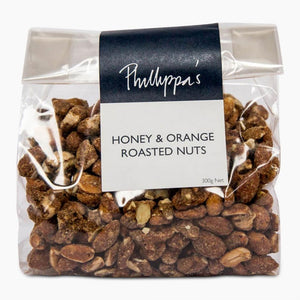 Honey & Orange Roasted Nuts - Phillippas Bakery