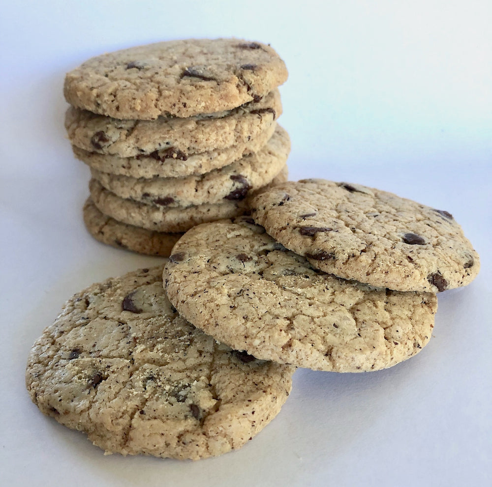 Chocolate Chip Hazelnut Cookies - Phillippas Bakery