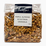 Maple Almond Sultana Granola - Phillippas Bakery