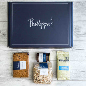 Phillippa's Morning Tea Hamper - Phillippas Bakery
