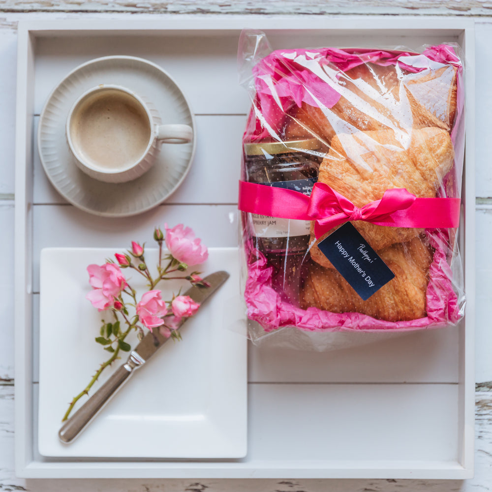 Mother's Day Croissants & Jam Hamper