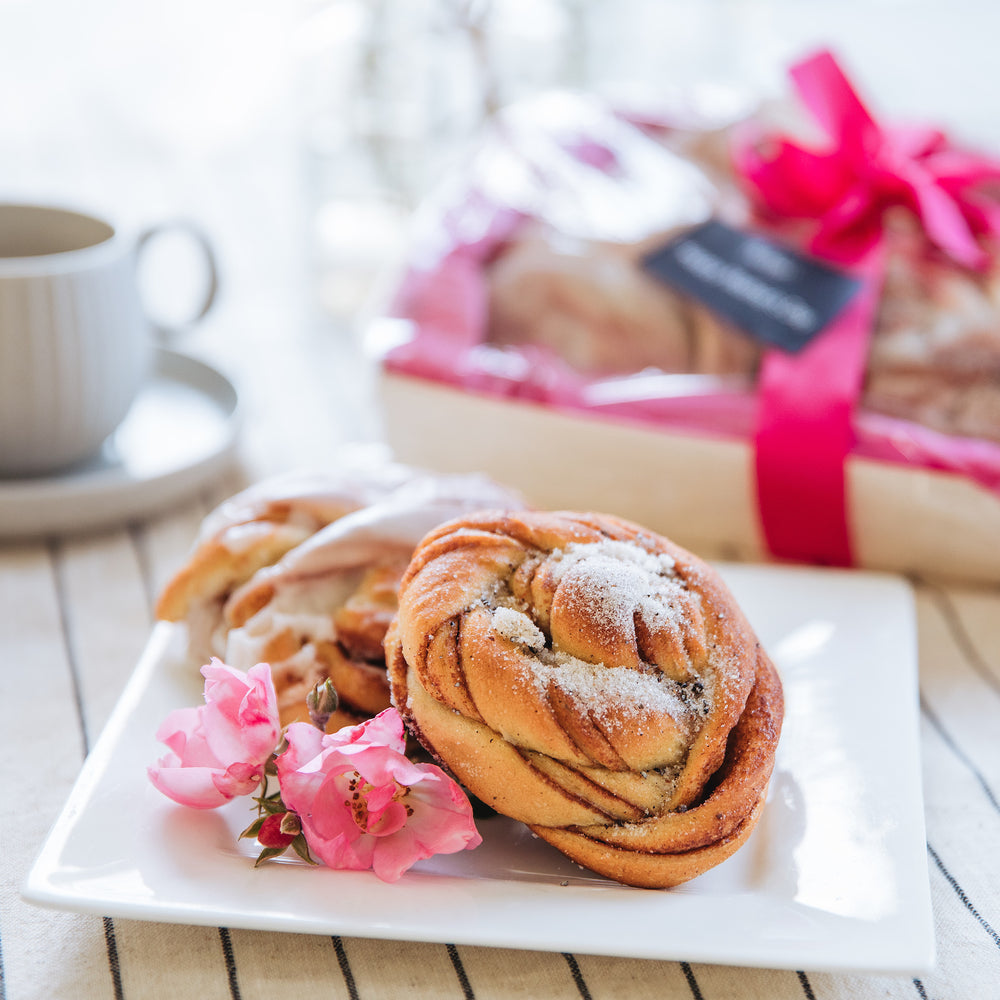 Mother's Day Swedish Buns Hamper (pre-order)