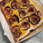 Fig & Fennel Sugar Slab Cake (at Armadale only)