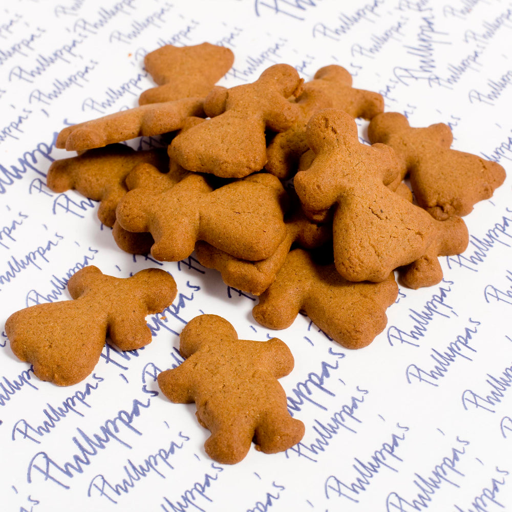 Gingerbread Pipsqueaks - Phillippas Bakery