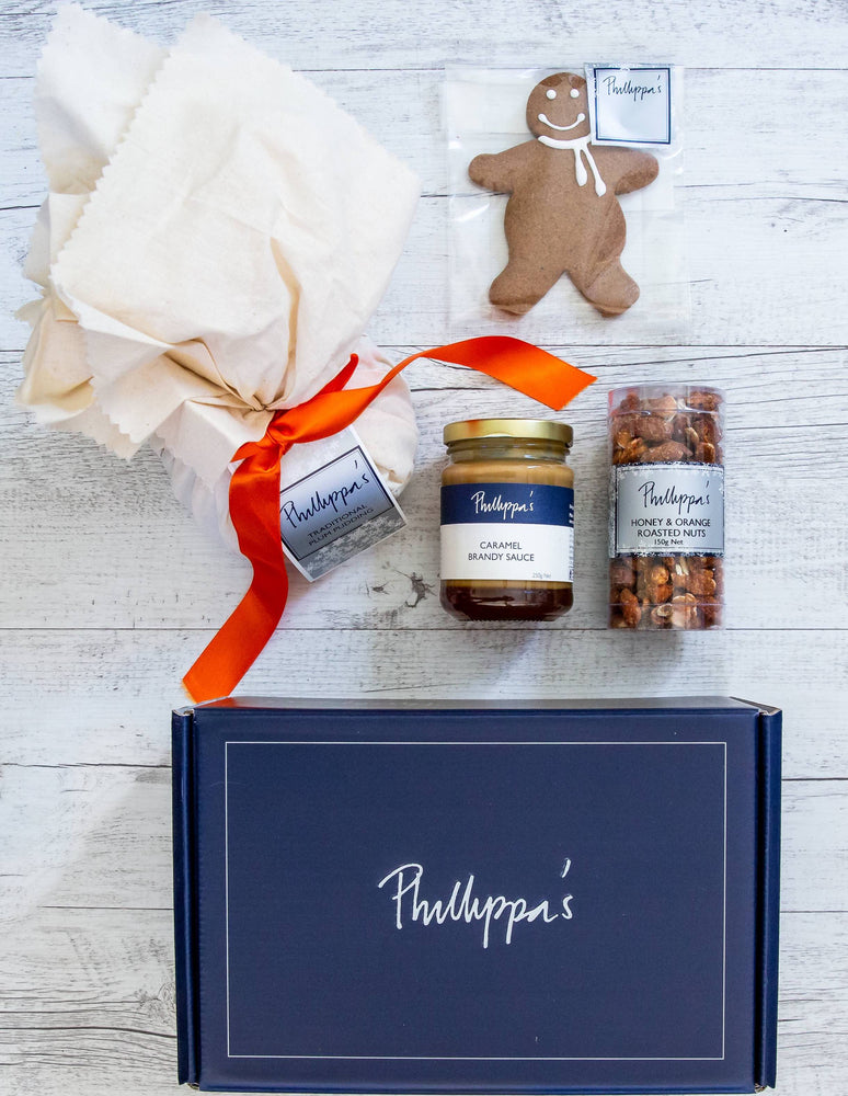 Christmas Pudding Hamper - Phillippas Bakery