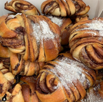 Cardamom-Cinnamon Bun - Phillippas Bakery