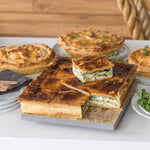 Spinach & Feta Pie - Phillippas Bakery