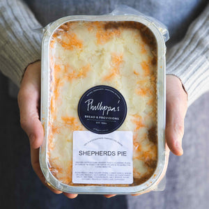 Shepherd's Pie - avail. from 16/3