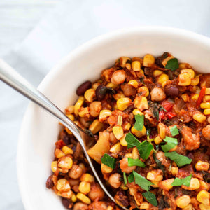Mexican Bean & Corn (Vegan, GF) - avail. from 6/1