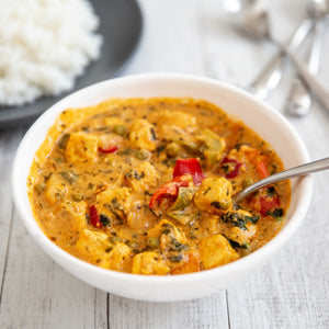 Paneer Curry (V, GF) available from 30/10