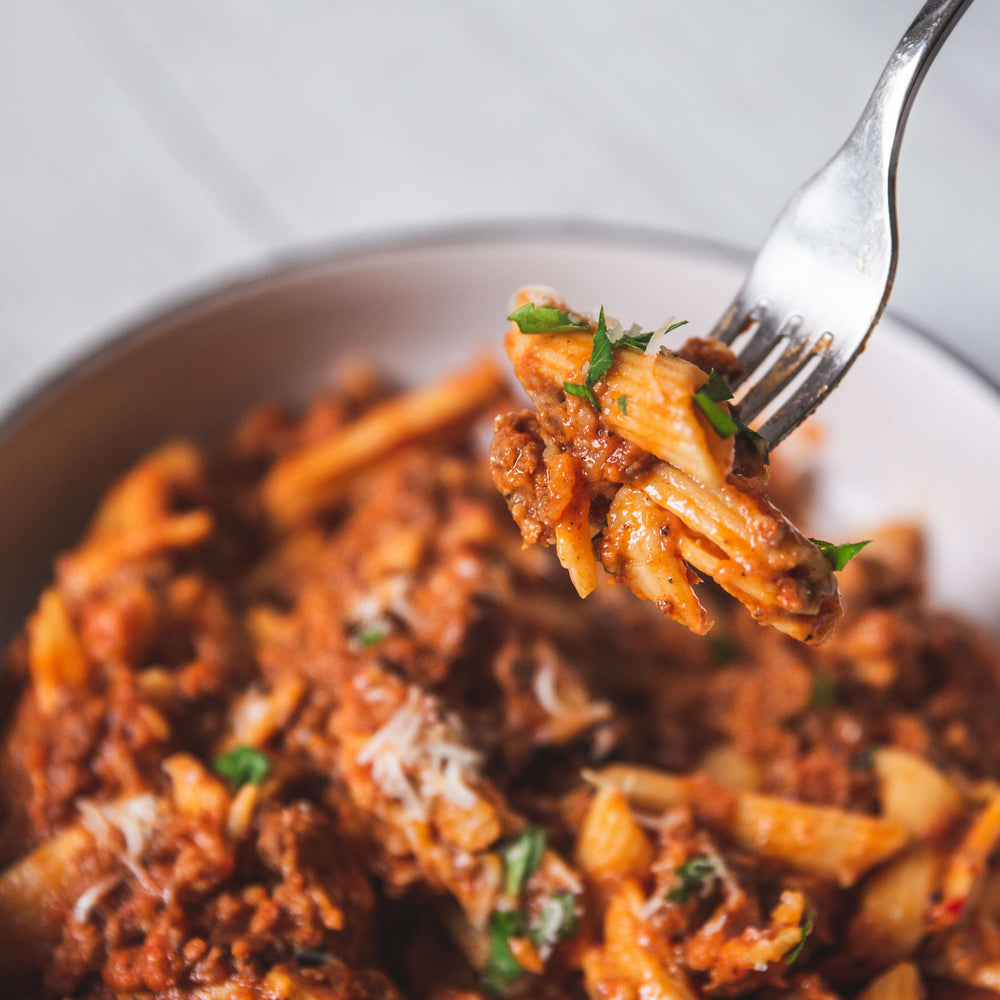 Pork & Fennel Ragu (GF) - avail. from 23/10