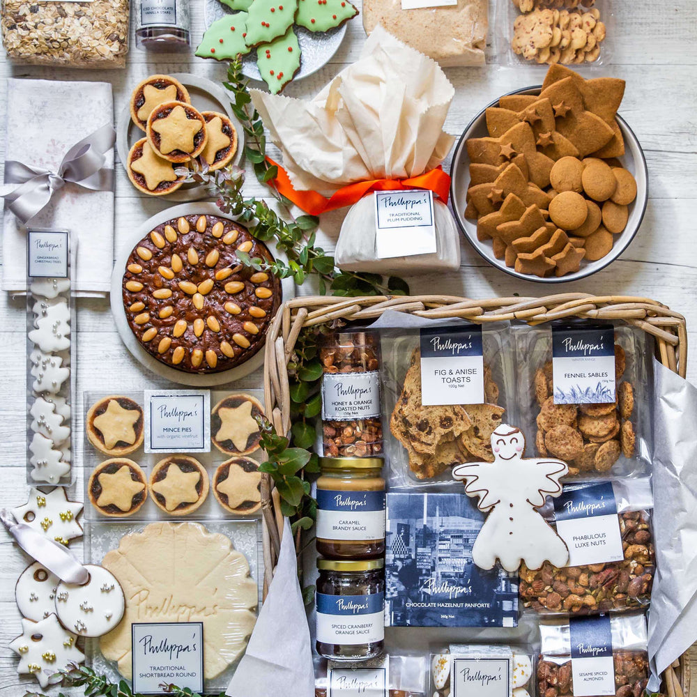 Ultimate Christmas Hamper - Phillippas Bakery