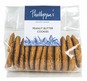 Peanut Butter Cookies - Phillippas Bakery