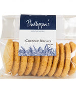Coconut Biscuits - Phillippas Bakery