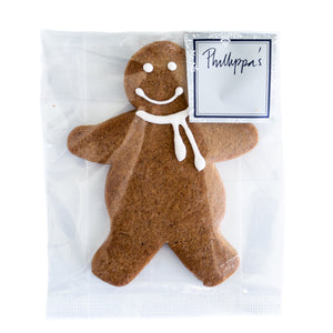 Gingerbread Snowman - Phillippas Bakery