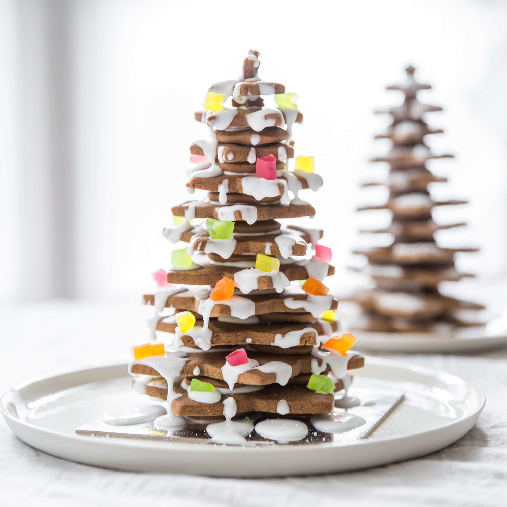 Gingerbread Christmas Tree Kit - Phillippas Bakery