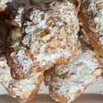 Almond Croissant - Phillippas Bakery