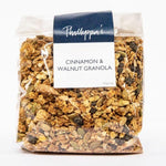 Cinnamon Walnut Granola - Phillippas Bakery