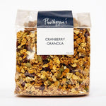 Cranberry Granola - Phillippas Bakery