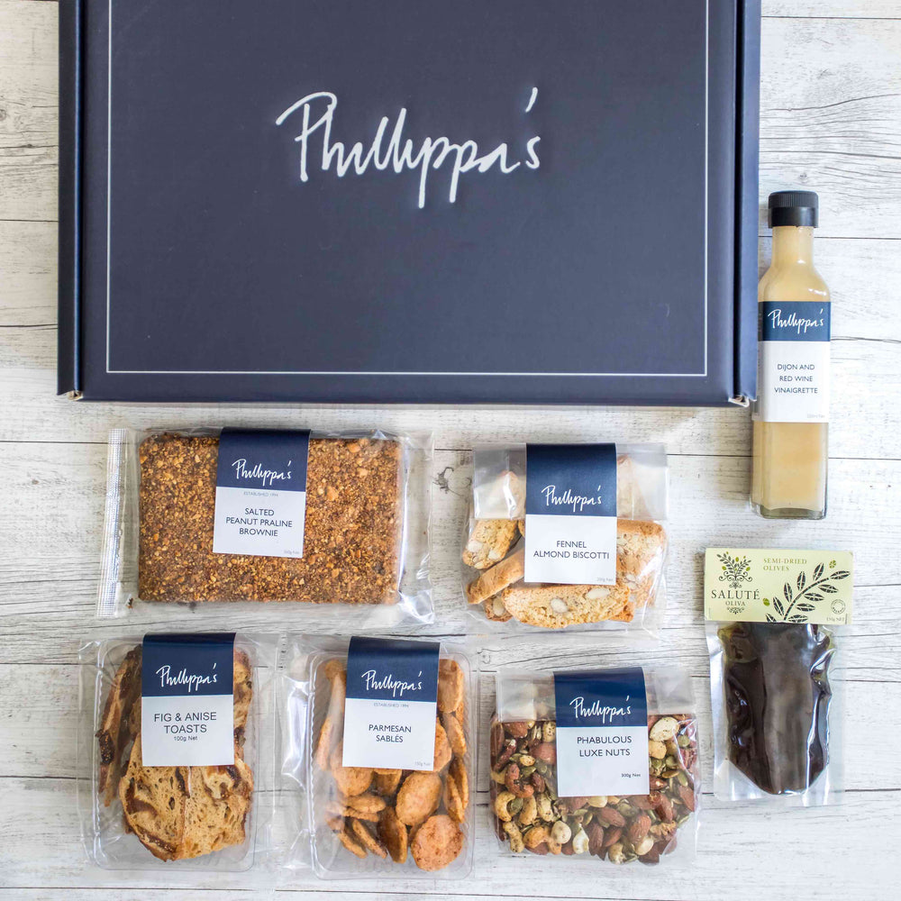 Phillippa's Essentials Hamper - Phillippas Bakery