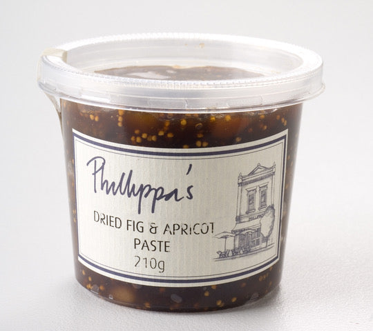 Fig & Apricot Paste - avail. at Armadale & Brighton