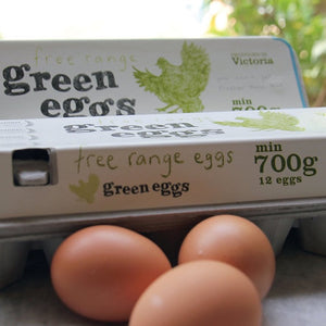 Free Range Eggs - Phillippas Bakery
