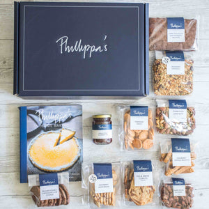 Phillippa's Indulgence Hamper - Phillippas Bakery