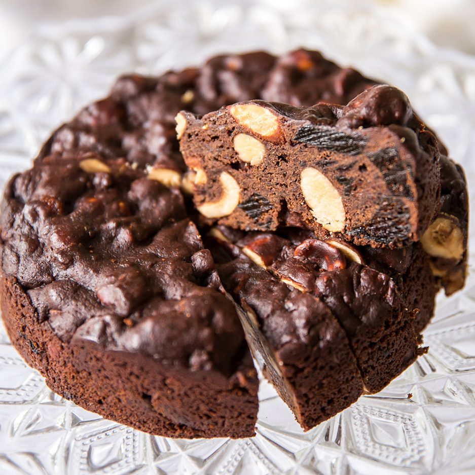 Chocolate Hazelnut Panforte - Phillippas Bakery