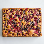 Seasonal Fruit Slab Cake - Phillippas Bakery