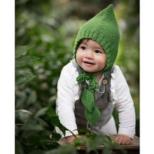 Load image into Gallery viewer, Angel Bonnet - Forest Green