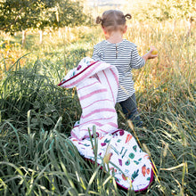 Load image into Gallery viewer, Farmers Market - Cotton Muslin Quilt - Little Unicorn