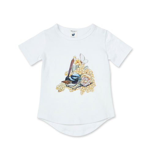 May Gibbs 'Wattle Wren' Tee