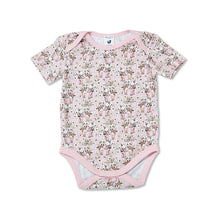Load image into Gallery viewer, May Gibbs 'Wattle 'Spring Floral' Onesie