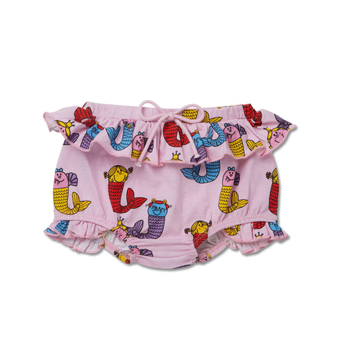 Little Miss Mermaids Gracie Bloomers