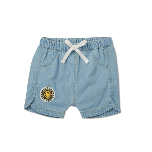 Mr Men Denim Short