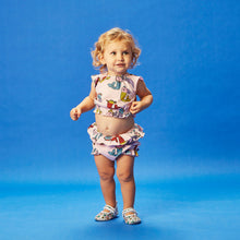 Load image into Gallery viewer, Little Miss Mermaids Rara Crop Top
