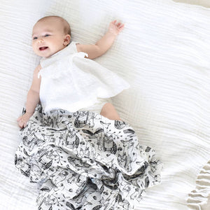 Forest - Organic Muslin Swaddle