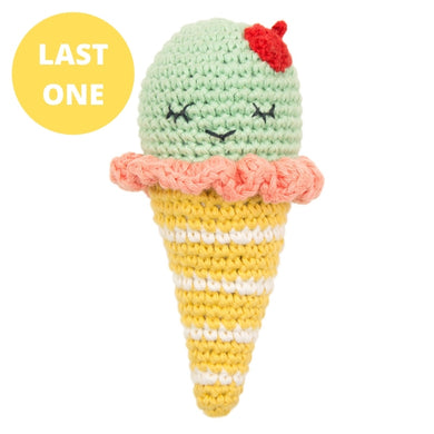 Icecream Rattle