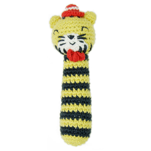 Tricky Tiger Rattle