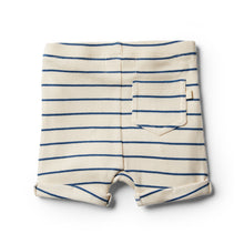 Load image into Gallery viewer, Organic Stripe Short - Deep Blue