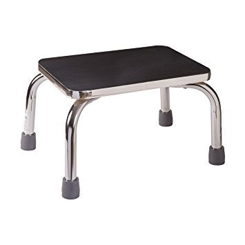 Safety Foot Stool Step Stool with Non-Slip Surface
