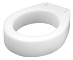Carex Health Brands Toilet Seat Elevator Round