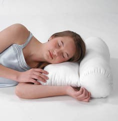 Alex Orthopedic Neck Roll Pillow