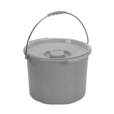 Commode Bucket 12 Quart