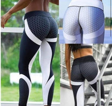 Load image into Gallery viewer, New mesh Patterm Print Leggings Fitness, Leggings For Women Sporting Workout Leggings Elastic