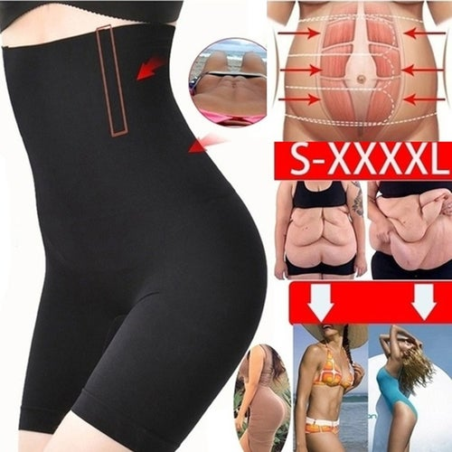 Hot Sale Women's Weight Loss Body shaping pants Shaping Underwear Women Body Shaper for Female Waist Trainer Fat Burning